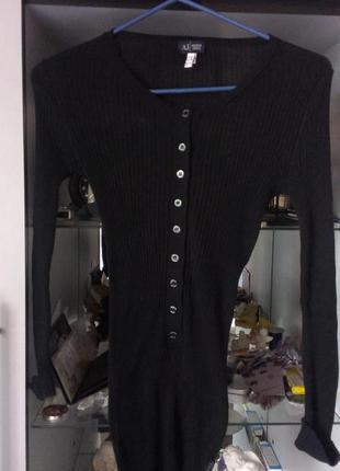 Пуловер, кардиган armani jeans. italy
