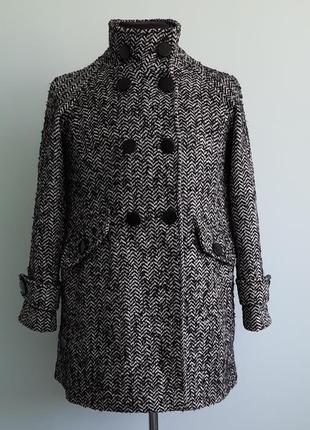 Пальто от wallis шерсть