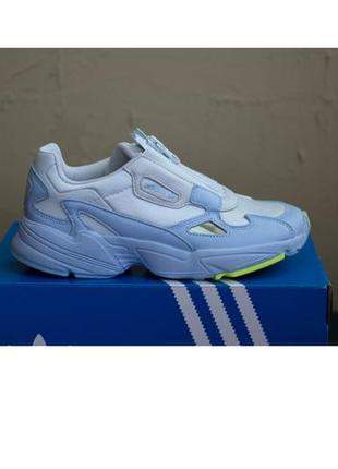 Женские кроссовки оригинал adidas falcon zip сша