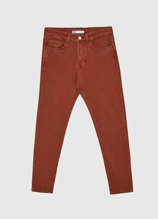 Скінні джинси zara
