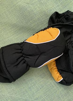 Новые термо краги рукавицы 2/3 года