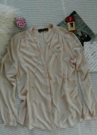 Лёгкая блузка hallhuber