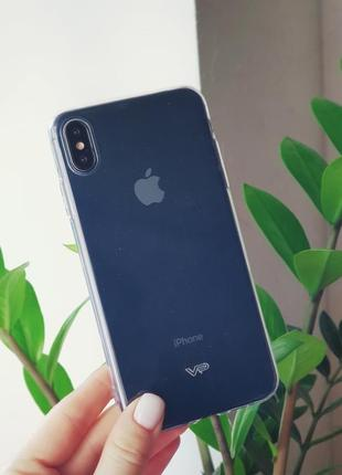 Прозрачный силиконовый чехол на iphone 5/6/7/8/7plus/x/xs max/11/11 pro/11 pro max2 фото