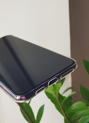 Прозрачный силиконовый чехол на iphone 5/6/7/8/7plus/x/xs max/11/11 pro/11 pro max4 фото
