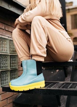 Puma by rihanna chelsea sneaker boot женские кроссовки наложенный платёж купить2 фото
