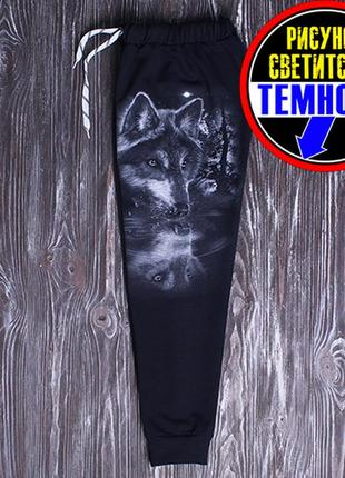 Распродажа!!!спортивные штаны светяшки.4 фото