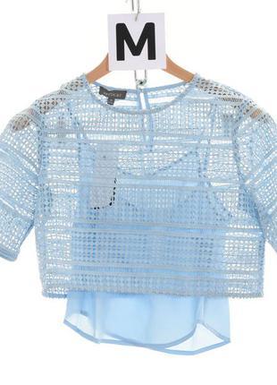 Блуза женская летняя сетка