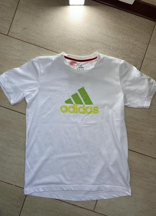 Футболка adidas essentials climalite