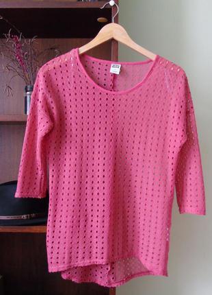 Розовый джемпер от vero moda