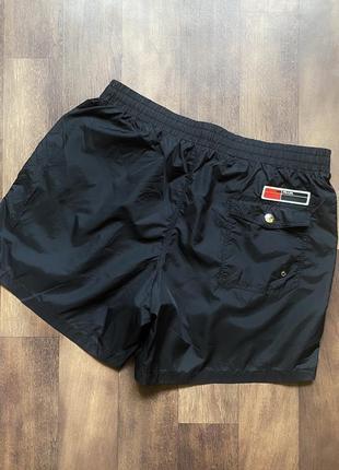 Мужские шорты prada nailon 018 оригинал размер l xl