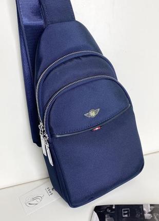 Мужская сумка -слинг