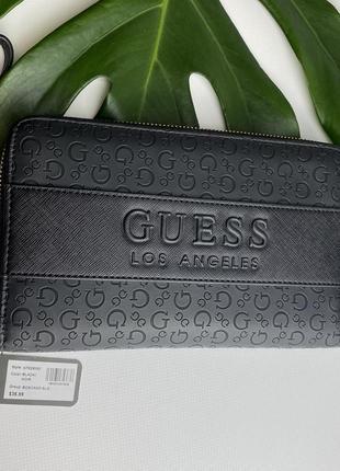 Великий гаманець від guess