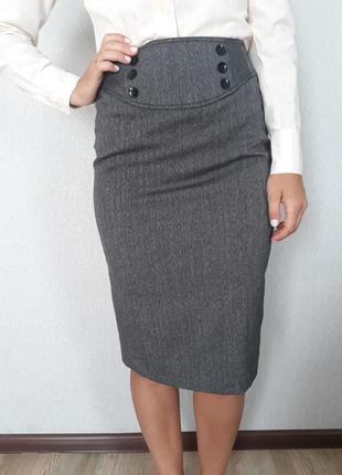 Класична спідниця/юбка-карандаш