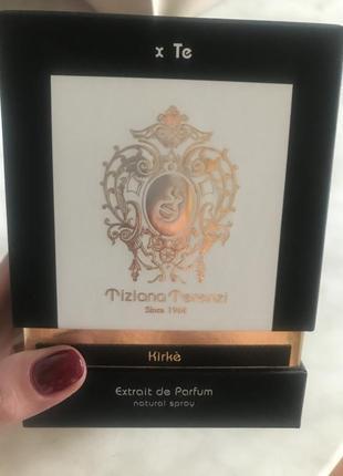 "Нишевый парфюм «kirke"" от tiziana terenzi"