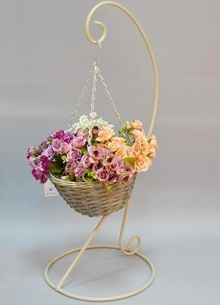 Подставка под цветы метал skl11-208521