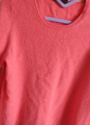Кашемировый свитер/джемпер