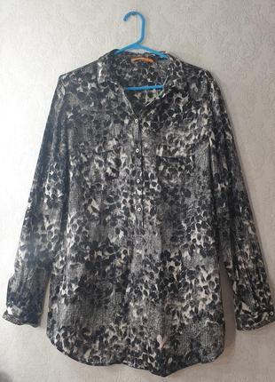 Роскошная блузка hugo boss оригинал