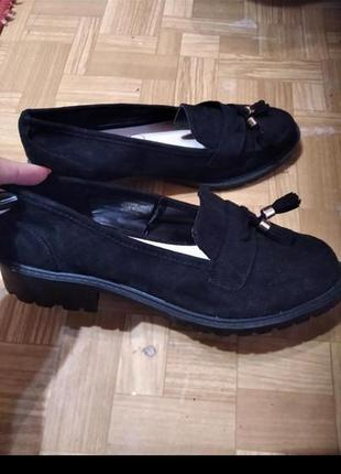 Топсайдеры макасины туфли. лоферы замшевые