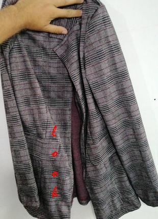 Пиджак 4 расцветки ,см и мл4 фото