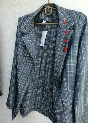 Пиджак 4 расцветки ,см и мл5 фото