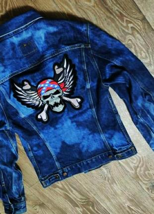 Крутая винтажная джинсовка, варенка  levi's original m