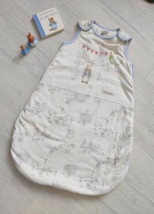 Спальный мешок. спальник tu. 0-6 мес peter rabbit