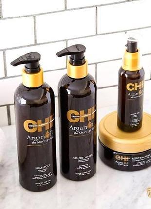 Chi argan oil шампунь