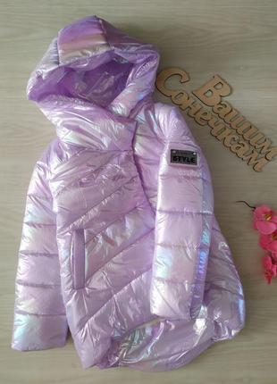 Куртка весна зима плащевка