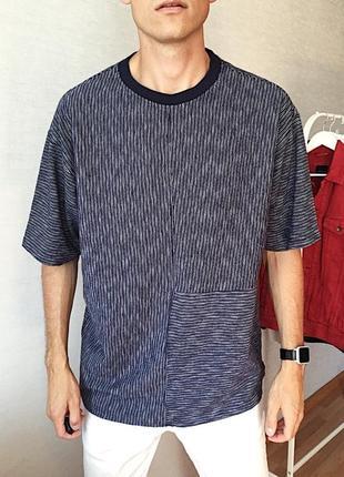Мужская футболка оверсайз new look