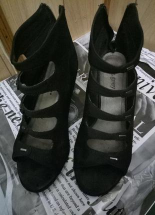 Босоножки туфли на платформе!