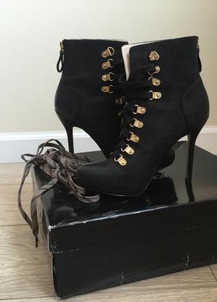 Стильные ботиночки boutique9 сша р. 36-37