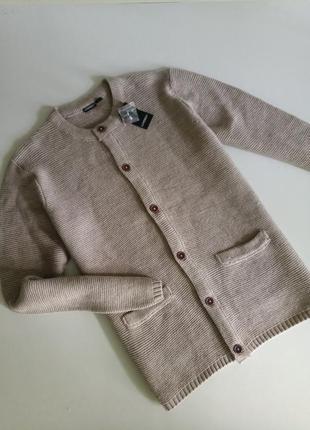 Стильний свитер кофта от немецкого бренда livergy, в составе шерсть л