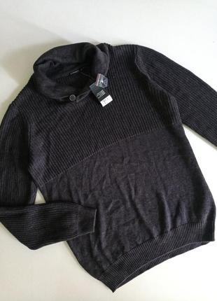 Вязаный свитер,от немецкого бренда livergy  размер m,