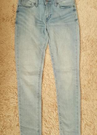Оригинальные джинсы levis