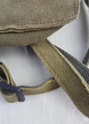 Замшевый рюкзак3 фото