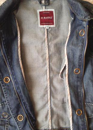 Джинсовая куртка2