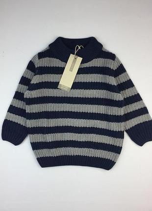 Якісний светр oversize - name it - данія - 86 см.