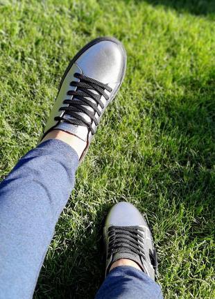 Крутые кеды кроссовки натуральная кожа10 фото