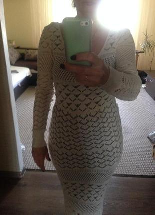 Продаю вязаное платье виктории сикрет