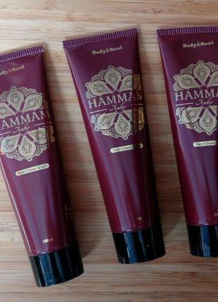 Крем-скраб для лица хаммам амбра hammam amber 100 мл