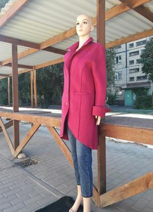 Шерстяное пальто sub.r