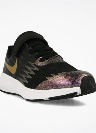 Красивые, стильные кроссовки nike star runner av4489-001, оригинал 28-29 размер