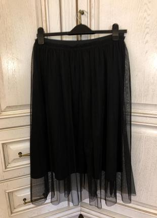 Фатиновая юбка terranova