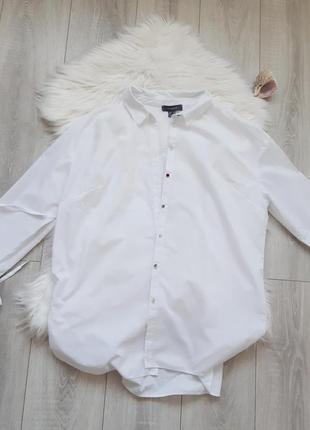 Оригінальна біла рубашка