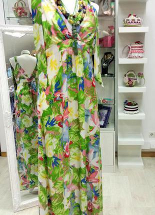 Платье из коллекции vera mont