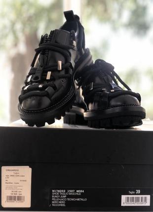 Туфли dsquared2 новые!!!