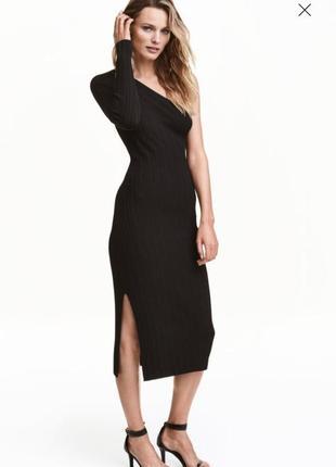 Платье h&m l