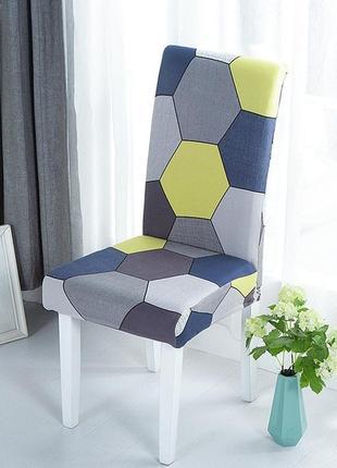 Универсальные чехлы на стулья грета