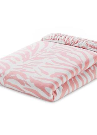 Простынь на резинке в детскую кроватку  tcm tchibo