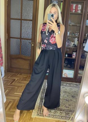 Комбинезон юбка-брюки неопрен